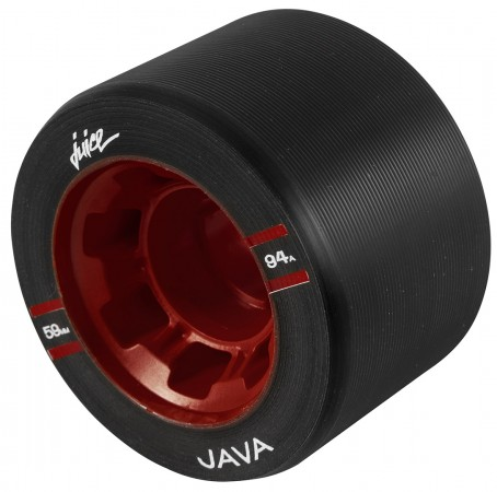 JAVA Wheels 4-Pack 2019 black/deep red