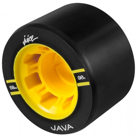 JAVA Wheels 4-Pack 2019 black/gold