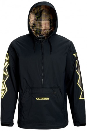 CHAINLINK Anorak 2020 true black