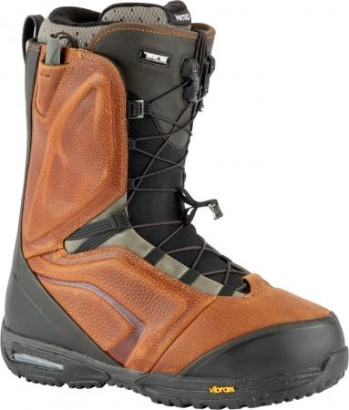 EL MEJOR TLS Boot 2021 brown/black