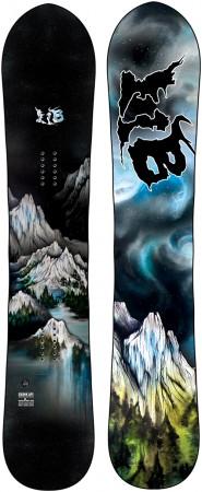 SKUNK APE WIDE Snowboard 2022