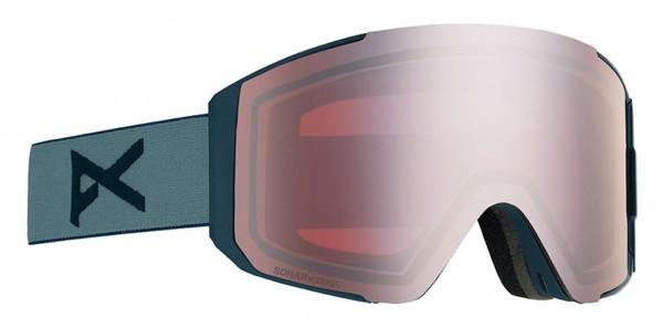 SYNC Schneebrille 2020 grey/sonar silver