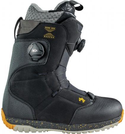 BODEGA BOA Boot 2021 black