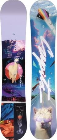 SPACE METAL FANTASY Snowboard 2022