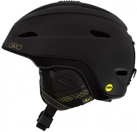 STRATA MIPS Helmet 2017 matte black stellar