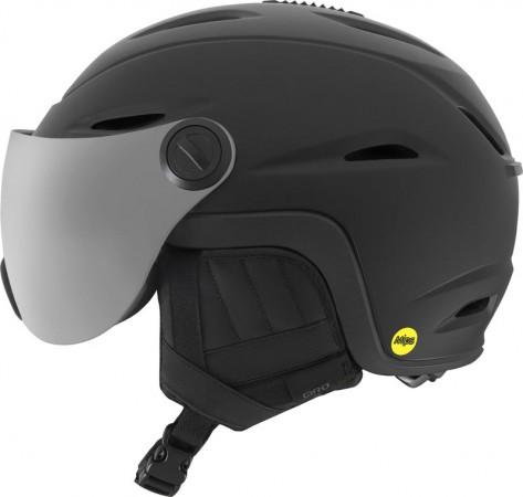 VUE MIPS Helm 2021 matte black
