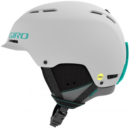 TRIG MIPS Helm 2019 matte light grey