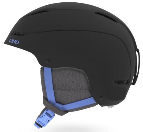 CEVA Helmet 2020 matte black/shock blue