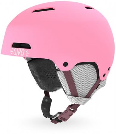 CRUE Helm 2020 matte pink namuk