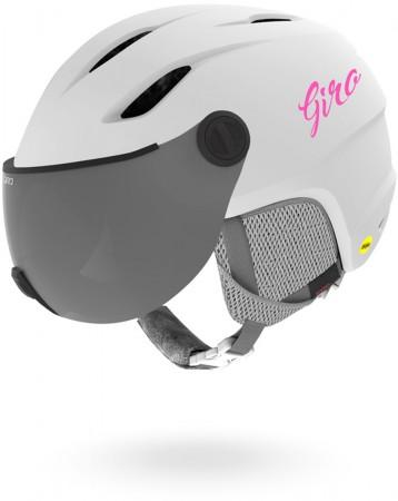 BUZZ MIPS Helm 2020 matte white