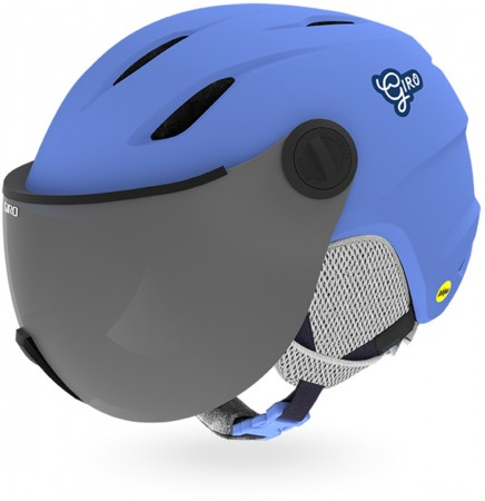 BUZZ MIPS Helm 2020 matte shock blue