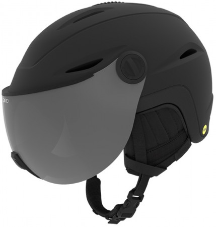 VUE MIPS VIVID Helm 2020 matte black