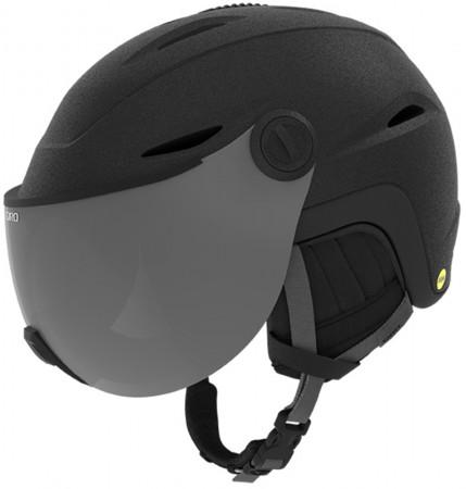 VUE MIPS VIVID Helm 2020 matte graphite