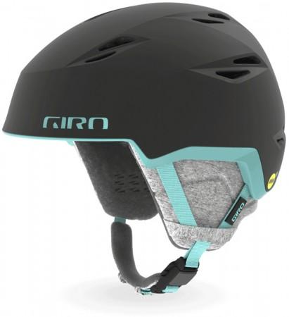 ENVI MIPS Helm 2021 metallic coal/cool breeze