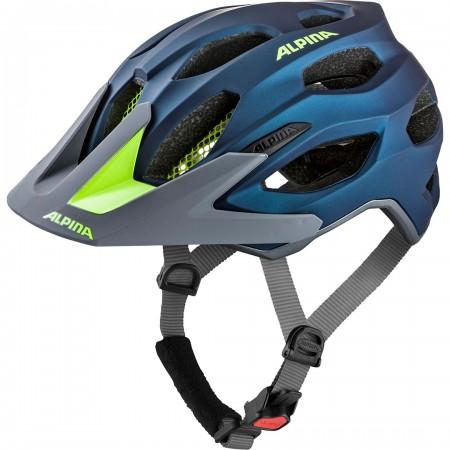 CARAPAX 2.0 Helm 2021 dark blue neon matte