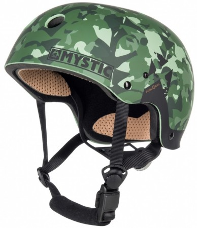 MK8 X Helmet 2018 green allover