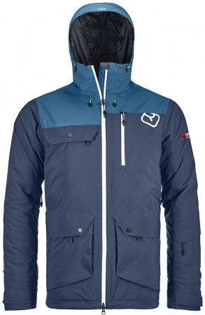 2L ANDERMATT Jacke 2020 night blue