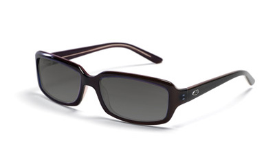 CHARM Sonnenbrille black crystal/TB15 polarized