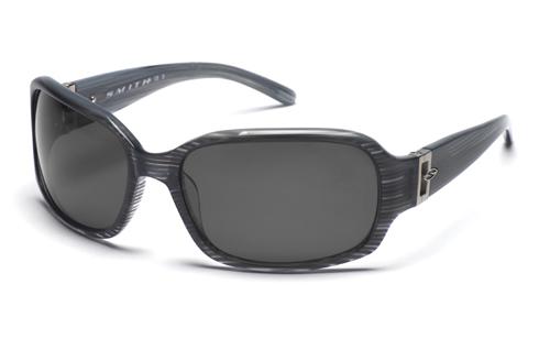 AUDREY Sonnenbrille steel stripe/CR grey