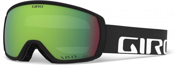 BALANCE Schneebrille 2020 black wordmark/vivid emerald