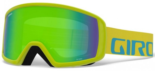 SCAN Goggle 2020 citron/iceberg apex/loden green