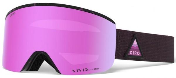 ELLA Schneebrille 2020 pink arrow mtn/vivid pink + vivid infrared