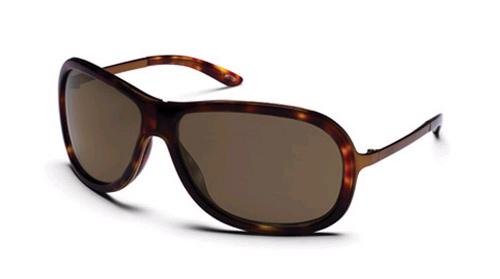 BELLAIRE Sunglasses bronze tortoise/brown
