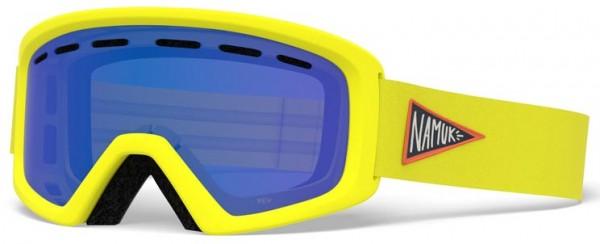 REV Goggle 2020 namuk yellow/grey cobalt