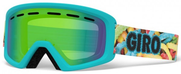 REV Goggle 2020 sweet tooth/loden green