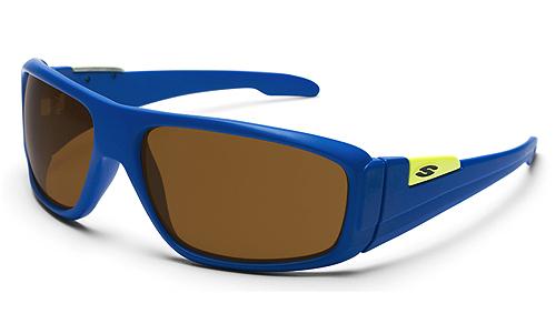 EMBARGO Sonnenbrille cash blue/brown