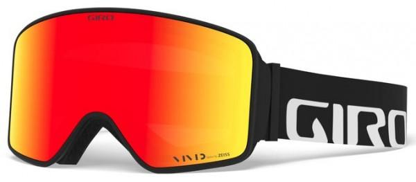 METHOD Goggle 2020 black wordmark/vivid ember + vivid infrared