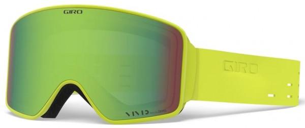 METHOD Goggle 2020 silicone citron/vivid emerald + vivid infrared