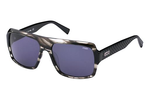 BREAKBEAT Sunglasses striped grey black/grey