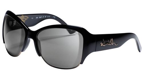 LULLABY Sunglasses shiny black/grey