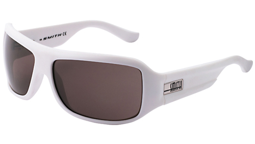 ARGUMENT Sonnenbrille white/brown