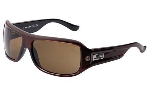 ARGUMENT Sunglasses metallic brown/brown