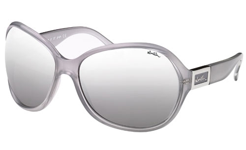 PALACE Sonnenbrille metallized grey/grey silver