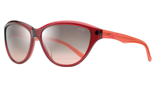 CYPRESS Sonnenbrille transpared red lobster/rose gradient
