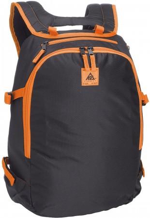 F.I.T. Rucksack black/orange