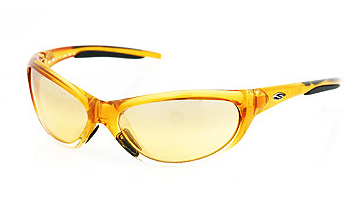ZIPPER Sonnenbrille yellow fade/yellow flash