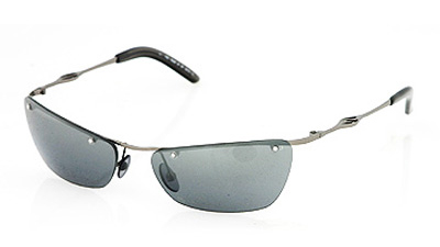VIRTUE Sonnenbrille chrome/grey gradient mirror
