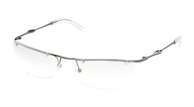 VIRTUE Sunglasses chrome/clear gradient mirror