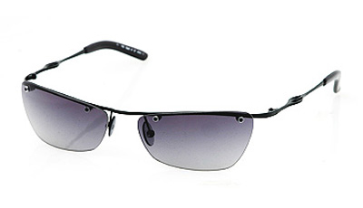 VIRTUE Sonnenbrille black/grey gradient