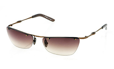 VIRTUE Sonnenbrille bronze/brown gradient