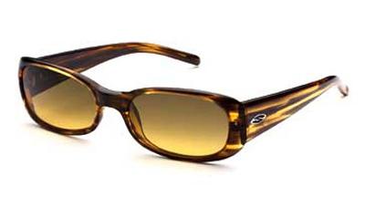 MADISON Sonnenbrille brown stripe/green gradient