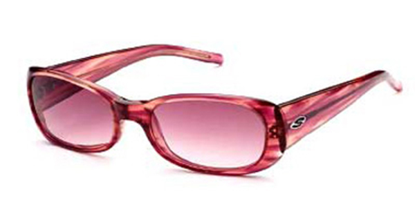 MADISON Sunglasses rose stripe/rose gradient