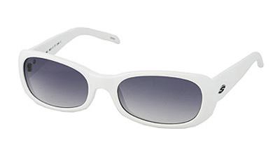MADISON Sunglasses white/grey gradient