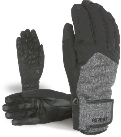 RESCUE GTX Handschuh 2021 black