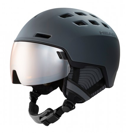 RADAR Helm 2020 grey