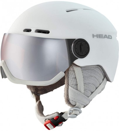 QUEEN Helm 2021 white